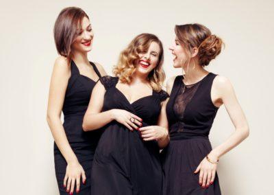 Les Nuits de l'Orangerie 2017 The Glossy Sisters ©Lenny Guetta