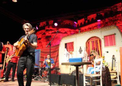 Les Nuits l'Orangerie 2018 Be Art Bop Quintet Yvan le Bolloch